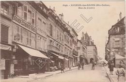 Luxeuil-les-Bains (70) - Rue Du Centre (1) - Luxeuil Les Bains