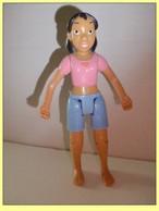 MAC006 / Figurine La Soeur LILO / Mc Donalds DISNEY / 2002 - Disney