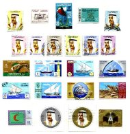 KUWAIT, Commemoratives, */o M/U, F/VF - Koweït