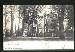 AK Muiderberg, Pastorie - Nederland