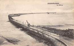 ZEEBRUGGE - Le Môle - Zeebrugge