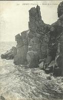 PRIMEL  -- Rocher De La Falaise                                      -- ND 731 - Primel
