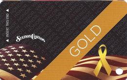 Station Casinos Las Vegas, NV - BLANK Slot Card Copyright 2014 - Casino Cards