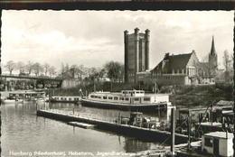 60451630 Duisburg Ruhr Duisburg Homberg Hebeturm Schulschiff  / Aldenrade /Duisb - Deutschland