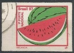 LSJP BRAZIL WATER FRUIT SERRILHADO 1997 - Brésil