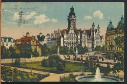°°° 11078 - GERMANY - LEIPZIG - NEUES RATHAUS °°° - Leipzig