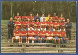 1972 SELECÇÃO NACIONAL EUSEBIO Benfica SOCCER TEAM ESTADIO STADE STADIUM STADIO PORTUGAL Torneio Independencia Do Brasil - Portugal
