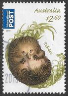 Australia 2013 Bushbabies (2nd Series) $2.60 Sheet Stamp Good/fine Used [38/31231/ND] - 2010-... Elizabeth II