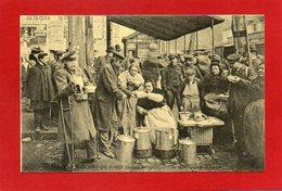 U7//  75 PARIS Une Marchande De Soupe (Halles Centrales)  / Réed CECODI Lire Description Neuve - Straßenhandel Und Kleingewerbe