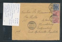 D.-Reich -Ausland  Beleg   (ze9430 ) Siehe Scan ! - Briefe U. Dokumente