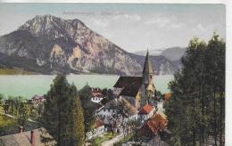 AK 0013  Altmünster - Verlag Brandt Um 1913 - Traun