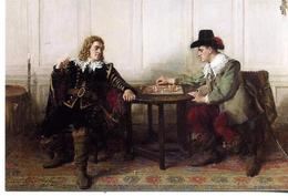 Painting A Game Of Chess A Club Of The Filocartists 2016 8 - Chess
