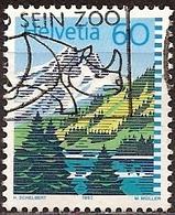 Switzerland 1993 - Lake Tanay ( Mi 1489A - YT 1418 ) - Schweiz