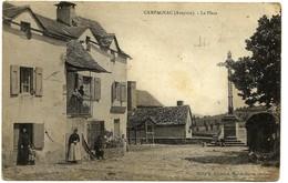 A2 AVEYRON 12 CAMPAGNAC La Place 1929 - France