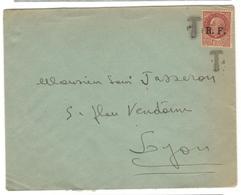 6473 - Libération De LYON - Poststempel (Briefe)