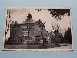 Camp D'Elsenborn - L'Eglise ( Thill ) Anno 19?? ( Zie Foto's ) ! - Elsenborn (camp)