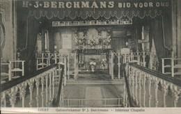 Diest Geboortekamer St J Berchmans Interieur Chapelle - Diest