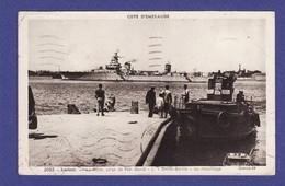 LORIENT Rade Bateau L émile Martin 1941 (PETITS DEFAUTS TTB TENUE) Ac850) - Lorient