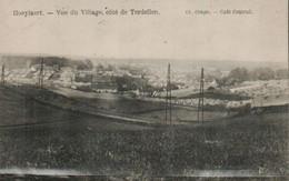 Hoeylaert Vue Du Village Cote De Terdellen - Hoeilaart