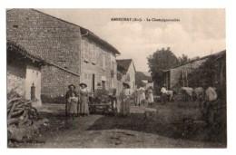 1078, Ain, Ambronay, Ferrand, La Champignonnière - Otros Municipios