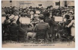1103, Yvelines, Rambouillet, CP 4, Fête à La Ruche, Concert En Plein Air - Rambouillet