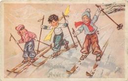 GERMAINE BOURET  BONNE ANNEE EDITION SUPERLUXE - Bouret, Germaine