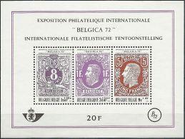 BELGIEN 1970 Mi-Nr. Block 42 ** MNH - Blocs 1962-....