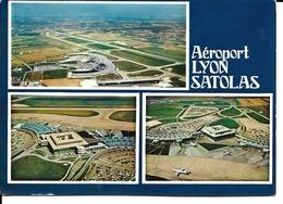69 - Lyon - Aéroport Lyon-Satolas - Lyon