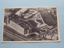 Sigarettenfabriek BELGA Fabrique Cigarettes ( N.V. Van Der Elst - MERKSEM ( Foto - F. Claes ) Anno 19?? ( Zie Foto's ) ! - Antwerpen