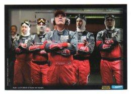 (72) 261, 24 Heures Du Mans, Maine Libre, Audi, Le Dr Ullrich Et Toute Son équipe - Le Mans