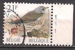 Belgien  (1998)  Mi.Nr.  2844  Gest. / Used  (7bd22) - Belgium