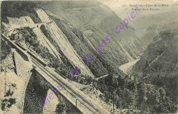 38. Ligne De LA MURE . Passage De La RIVOIRE . - La Mure