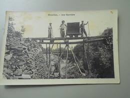 HAUTE MARNE CHEVILLON UNE CARRIERE - Chevillon