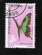 TIMBRE OBLITERE DU  CONGO BRAZZA DE 1971 N° MICHEL 326 - Congo - Brazzaville