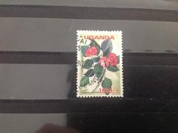 Oeganda / Uganda - Bloemen (1600) 2005 - Oeganda (1962-...)