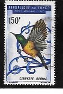 TIMBRE OBLITERE DU  CONGO BRAZZA DE 1967 N° MICHEL 119 - Congo - Brazzaville