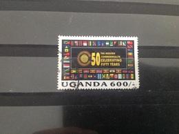 Oeganda / Uganda - 50 Jaar Internationale Samenwerking (600) 2005 - Oeganda (1962-...)