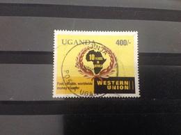 Oeganda / Uganda - 10 Jaar Western Union (400) 2006 - Oeganda (1962-...)