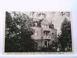 Ak Bad Camberg/Taunus, Kurhaus, Waldschloss, Bes.Robert Kaiser, Panorama, Ungelaufen. - Hotels & Gaststätten