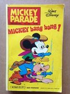 Disney - Mickey Parade - Année 1981 - N°15 (avec Grand Défaut D'usure) - Mickey Parade