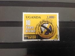 Oeganda / Uganda - 10 Jaar Western Union (1600) 2006 - Oeganda (1962-...)