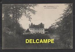 DD / 35 ILLE ET VILAINE / COMBOURG / LE CHÂTEAU DE TRÉMIGNON / CIRCULÉE EN 1928 - Combourg