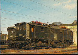 Elektro -  Guterzuglomotive  191 015-7 - Trains