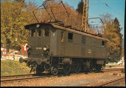 Elektro -  Personenzuglokomotive  E32 103 - Trains