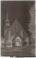 Dépt 80 - LE PLESSIER-ROZAINVILLERS - PLAQUE De VERRE (négatif Photo Noir & Blanc, Cliché R. Lelong) - L'Église - France