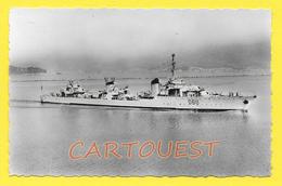 Marine Française - Escorteur Rapide (contre-torpilleur) LE TERRIBLE (D611) - Guerre