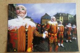 LE CARNAVAL DE BINCHE - UNESCO Le 07 Novembre 2003 ( Belgique ) - Carnival