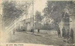 83  , LE LUC , Rue D'Italie , * 236 82 - Le Luc