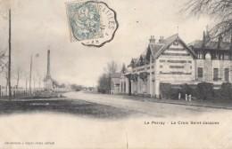 CPA - Le Perray - La Croix St Jacques - Le Perray En Yvelines