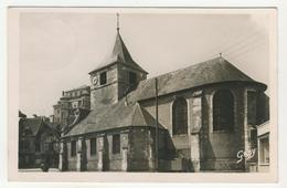 27 - Gaillon          Abside De L'Eglise - Sonstige Gemeinden